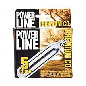 Daisy Powerline Premium CO2 Cartridge 12 Grams 997580-601