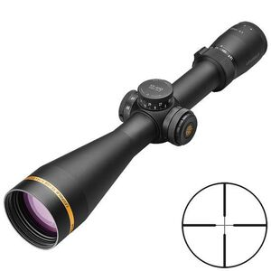 Leupold VX-6HD 3-18x50 Riflescope Illuminated FireDot Duplex Reticle 30mm Tube .25 MOA Adjustments Second Focal Plane Aluminum Matte Black