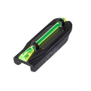 HiViz Magnetic Front Sight Remington Shotgun Fiber Optic Family Steel Black RM2006