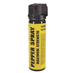 Personal Security Products Pepper Spray Flip Top Four Ounce EC120FT-C