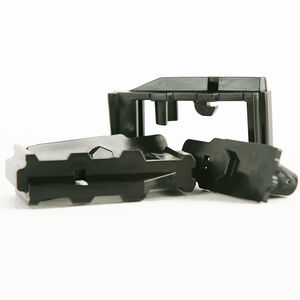 Hexmag HexID AR-15 Mag Color Identification System Black 2 pack HXID2ARBLK