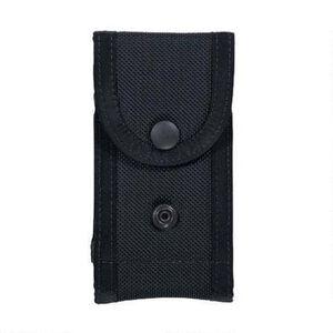 Bianchi Military Double Magazine Pouch, Beretta M9, Black