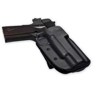 Blade-Tech OWB Holster Beretta 92 Right Hand ASR Polymer Black HOLX000850167052