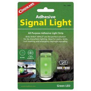Coghlans Adhesive LED Signal Light Green 1480