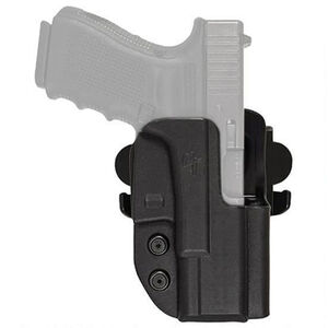Comp-Tac International Holster fits SIG Sauer P365XL OWB Right Handed Kydex Black