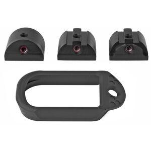 Battle Arms Development Anodized Aluminum Magwell for Glock 19/23/32 Gen 1-4 Black