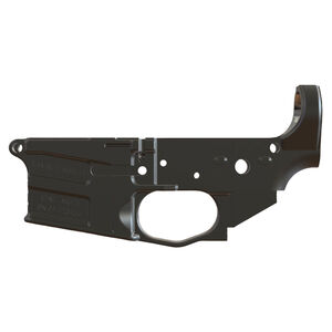 Savage Arms MSR-15 Recon AR-15 Forged Stripped Lower Receiver Multi Caliber Aluminum Anodized Finish Matte Black