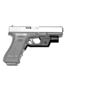 Crimson Trace Lightguard Tac Light for Glock 19/17/21SF 100 Lumen Black  LTG-736