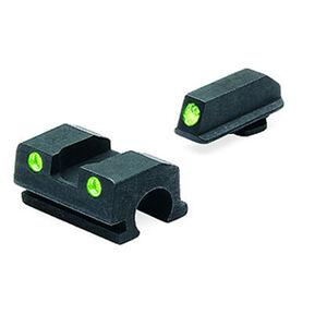 Meprolight Walther P99, PPQ Tru-Dot Fixed Night Sight Green/Green 18801