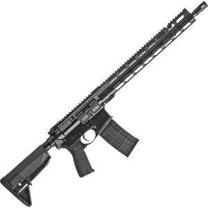 "PWS MK116 PRO .223 Wylde AR-15 Semi Auto Rifle 16.1"" Barrel 30 Rounds Piston Gas System MLOK Handguard Black Finish"