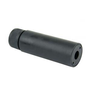 "TacFire 7.62 39mm 14-1 Left Hand Thread On 4"" Muzzle Brake Aluminum Black"