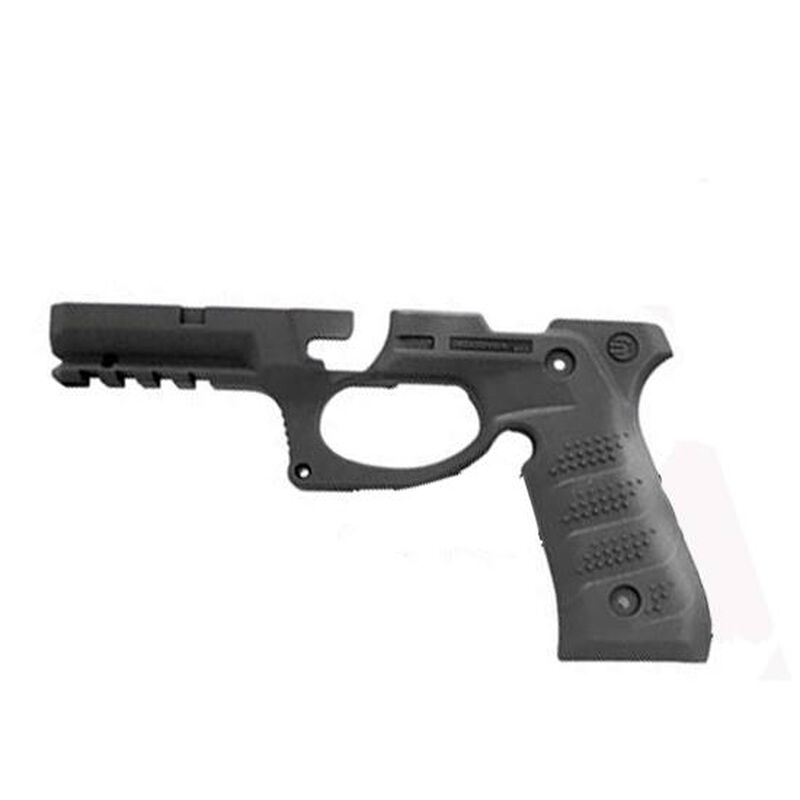 Recover Tactical Beretta 92/M9 Grip And Rail System Black BC2B