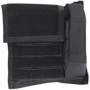 BLACKHAWK! Admin/Flashlight Pouch MOLLE Compatible Nylon Black