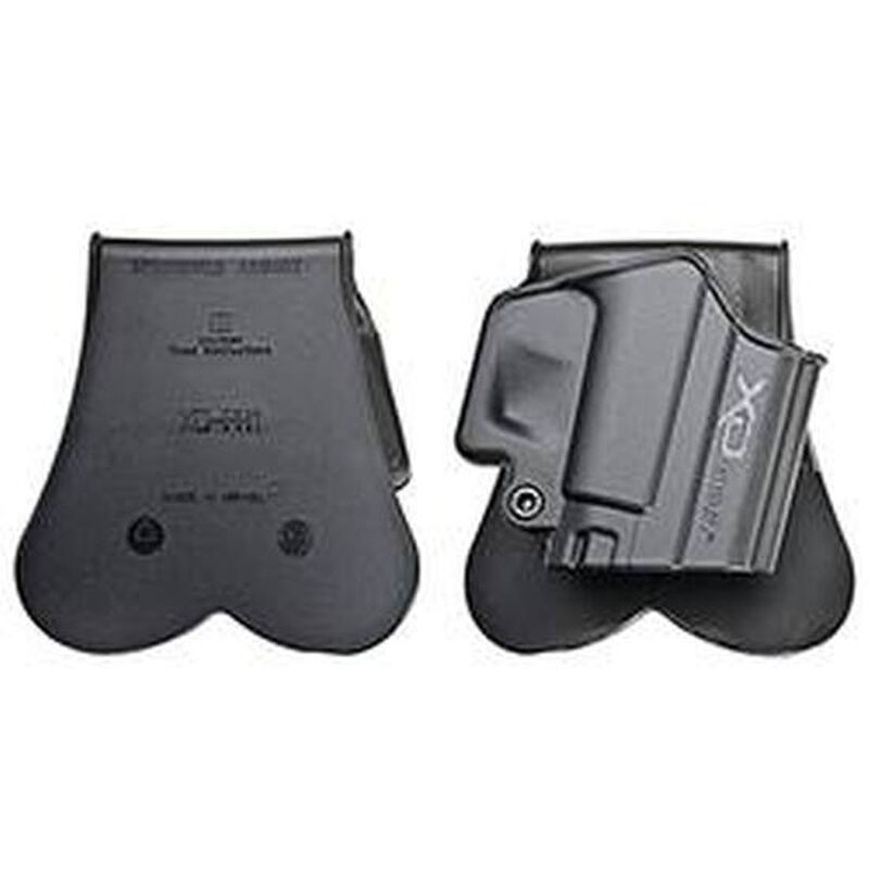 Springfield Armory XD Paddle Holster Left Hand Polymer Black XD3500PH1LH