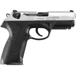 "Beretta PX4 Compact 40 S&W 3.27"" Bbl 10rds Polymer Inox/Blk"