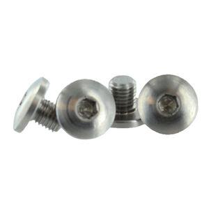 Hogue SIG Sauer P238/P938 Screws Four Hex Head Short Stainless 38019