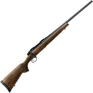 "Remington 783 Walnut .223 Rem Bolt Action Rifle 22"" Barrel 4 Rounds Crossfire Trigger American Walnut Stock Blued Finish"