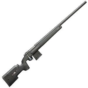 "IFG/Sabatti Tactical US Bolt Action Rifle 6.5 Creedmoor 26"" Barrel 5 Round Accuracy International Compatible Box Magazine Synthetic Stock Matte Black Finish"