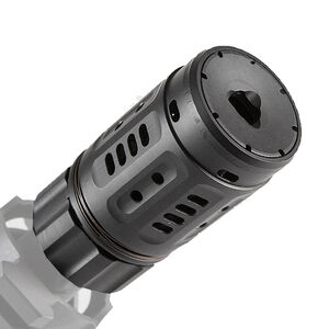 Dead Air Armament Pyro Enhanced Muzzle Brake .30 Caliber Black DA202