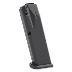 Mec-Gar Taurus PT92 Magazine 9mm Luger 18 Rounds Steel Black MGPT9218AFC