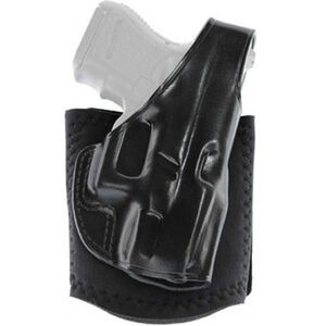 Galco Ankle Glove GLOCK 48 Holster Right Hand Black