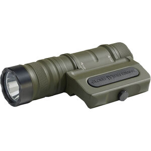 Cloud Defensive Optimized Weapon Light, 1,250 Lumens, Aluminum, OD Green, Rechargeable
