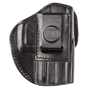 Tagua Gunleather Victory Inside the Waistband Holster GLOCK G26/G27/G33 Models Right Hand Draw Premium High Quality Leather Black Finish