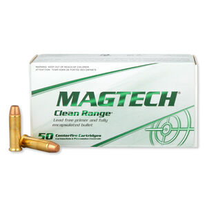 Magtech .38 Special Ammunition 50 Rounds FEB Flat Nose 158 Grains CR38A