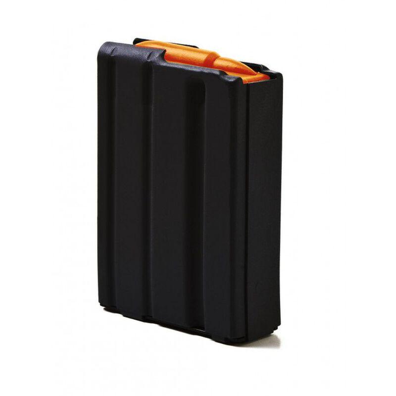 ASC AR-15 Magazine .223/5.56 10 Rounds Aluminum Black 10-223-AL-BM-O-ASC