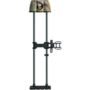 TightSpot 5-Arrow Quiver Right Handed Noise Dampening Construction Realtree Edge