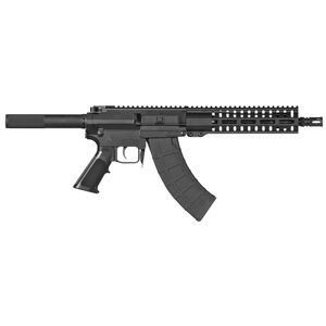 "CMMG Banshee 100 Mk47 7.62x39 AR-15 Semi Auto Pistol 10"" Barrel 30 Rounds AK47 Magazine Compatible RML9 M-LOK Free Float Hand Guard Black"