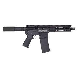 "Diamondback Firearms DB15 AR-15 5.56 NATO Semi Auto Pistol 7"" Barrel 30 Rounds Free Float Picatinny/M-LOK Hand Guard Pistol Buffer Tube Matte Black"