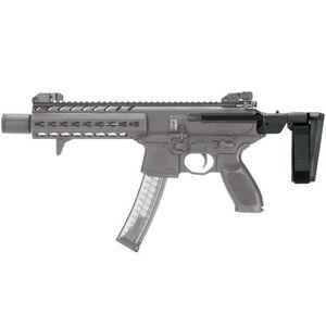 SB Tactical Three Position Adjustable Brace for Sig MPX/MCX Black MPX-01-SB