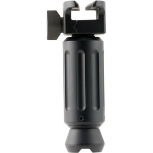 "Strike Industries AR-15 MFS Monopod 3.65"" to 5"" Rubber Feet Aluminum Body Black"