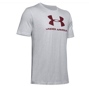 Under Armour Men's UA Sportstyle Logo Short Sleeve
