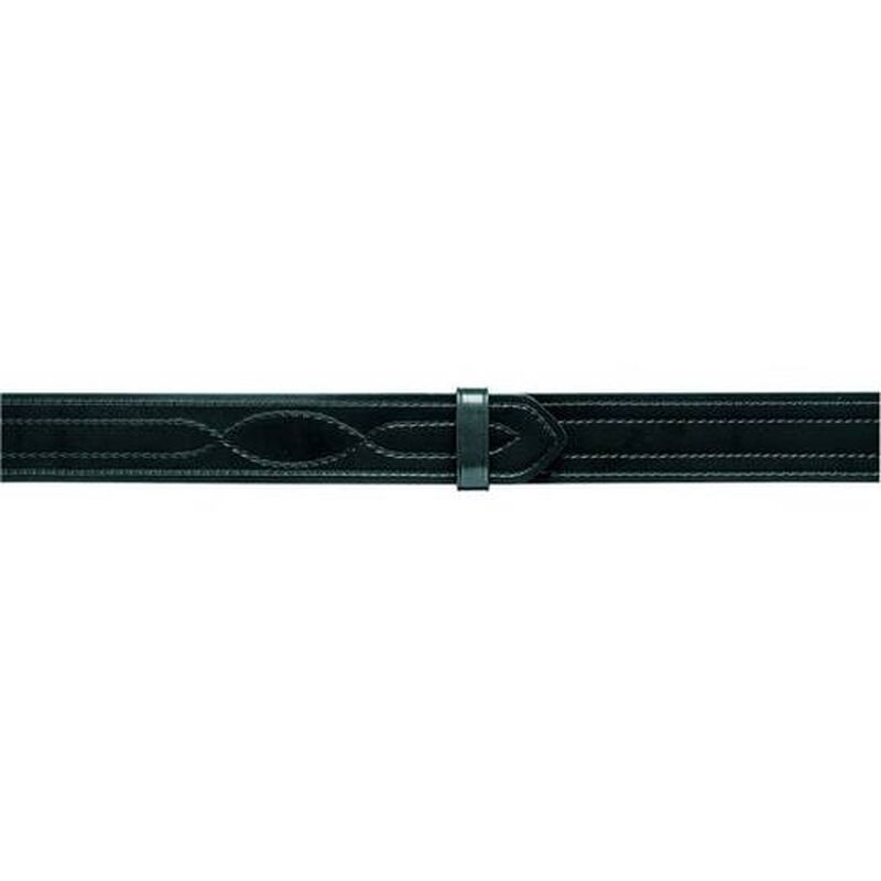 "Safariland Model 94 Buckleless 2.25"" Duty Belt SafariLaminate Plain 46"" Black"