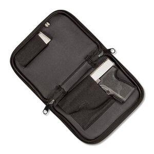 Leapers UTG Discreet Sub-Compact Pistol Case Nylon Black PVC-PC380