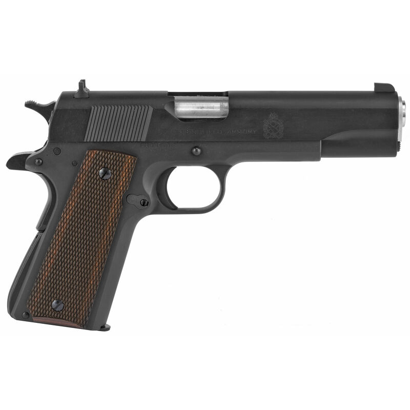 "Springfield Armory 1911 Mil-Spec .45 ACP Semi Auto Pistol 5"" Barrel  7 Rounds Defender Series"