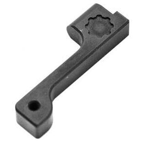 Gear Head Works IWI Tavor Razorback Front Sight Adapter Billet 6061 Aluminum Hard Coat Anodized Matte Black Finish