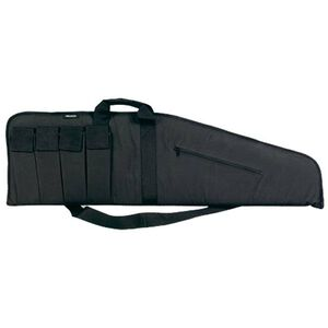 "Bulldog Extreme Tactical Rifle Soft Case 40"" with Pockets Nylon Black BD421"