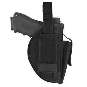 Fox Outdoor Belt Holster Large Autos Ambidextrous Nylon Black 58-161
