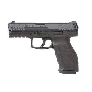 "H&K VP9 Semi Auto Pistol 9mm Luger 4.09"" Barrel 15 Rounds Striker Fired 3-Dot Sights Polymer Frame Black Finish M700009A5"