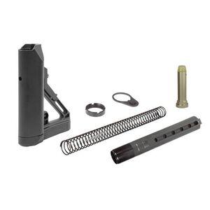 UTG PRO AR15 Ops Ready S1 Commercial-spec Stock Kit, Black