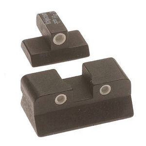 Trijicon Browning Hi-Power 3 Dot Set