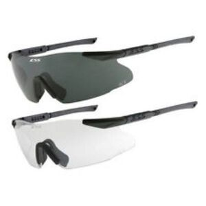 Eye Safety Systems ICE NARO Glasses Small Fit Black 2 Pack