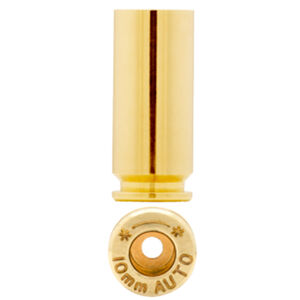Starline 10mm Auto Unprimed Pistol Brass Cases 100 Count 10EUP-100