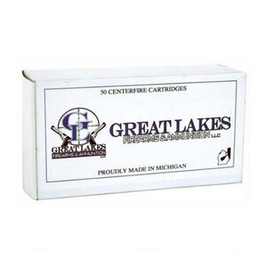 Great Lakes .327 Fed Mag Remanufactured Ammunition 50 Rounds 100 Grain RNFP Polymer