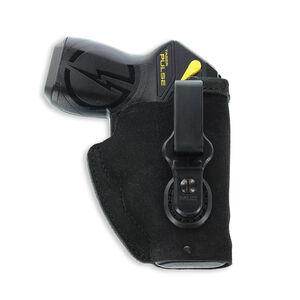 Galco Tuck-N-Go IWB Holster for Taser Pulse Ambi Leather Black
