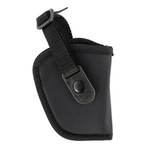 "Birchwood Casey Small Frame 5 Shot Revolver with 2"" Barrel Nylon OWB Holster Size 09 Ambidextrous Matte Black"