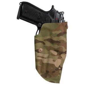 Safariland 6378USN ALS Low Signature Belt Paddle Combo Holster Fits GLOCK 19, 23 with TLR-1/X300/ITI M3 Cordura Multicam